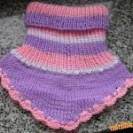Růžovo-fialový nákrčník