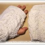 Rychlé rukavice bez prstů