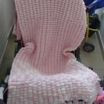 Bambulková deka do kočárku