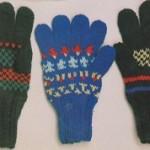 Dětské prstové rukavičky