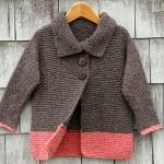 Dětský kabátek Berroco
