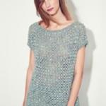 Lehký svetřík Summer Tweed