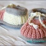 Botky botičky pro miminko