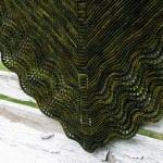 Pletený šátek Multnomah
