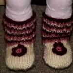 Ponožky podle Indijanky