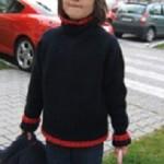 Lyžiarsky pulover