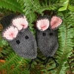 Myšičkové rukavičky