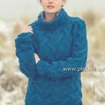 Zimní rolák Merino 85