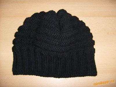 černá houmlesačka