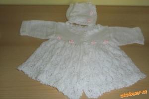 bílý kabátek-cep