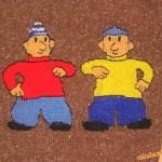 Pat a Mat na svetru