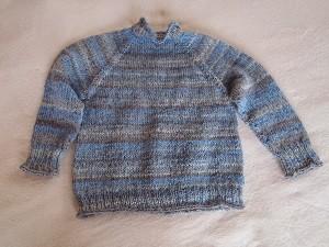 raglánový svetr