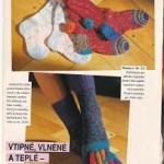 Veselé ponožky pro dospělé i pro děti