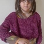 Krátký pulovr – Pulkáč