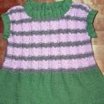Šatová sukienka Baby Lux