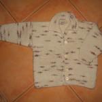 Strakatý sveter Lada