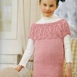 Dívčí šaty Aneli