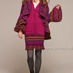 Kabátek a sukně Creativ Filz