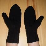 Dámské rukavice – palčáky