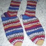Ponožky nejen pro Karla