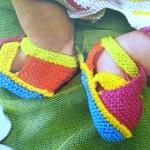 Bačkůrky – sandálky