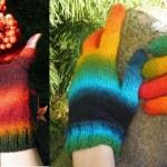 Prstové a bezprstové rukavičky