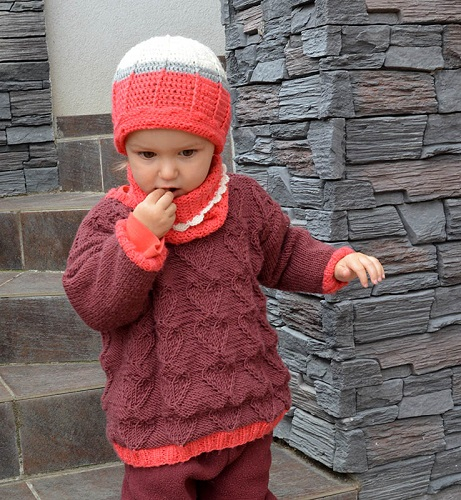 pulovr Merino-Baby