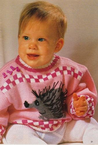 pulovr s ježkem1
