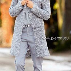 Dámský kabátek Delgada