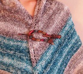 Jednoduchý šátek Denim