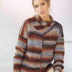 Dámský svetr z příze Mia Bella