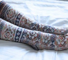 Dámské ponožky Merino Meilenweit