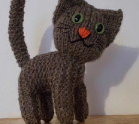Jednoduchá kočička
