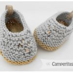 Camperitas – papučky pre bábätko