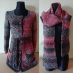 Kabátek a šála Comfort