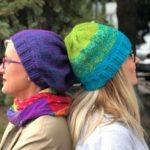 Čepice pletánková – klasická a baretová