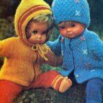 Dvě soupravičky pro panenky
