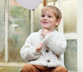 Dětský svetřík Strandkant